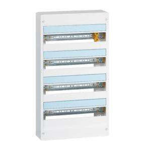 COFFRET MODULAIRE 4 RANGEE 18 MODULES LEGRAND DRIVIA 401224
