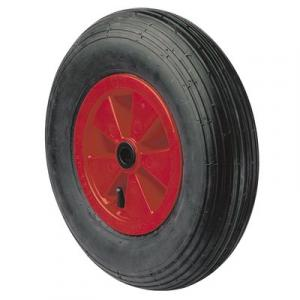 ROUE A PNEUM.GONFLABLE 260MM CAUJOLLE 73682