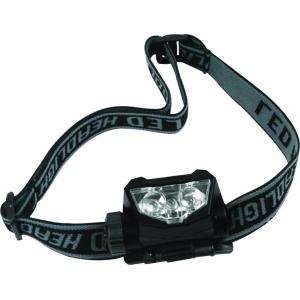 LAMPE FRONTALE 3 LED...